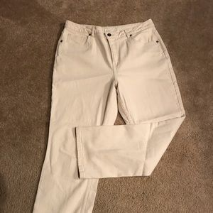 Coldwater Creek straight leg pant
